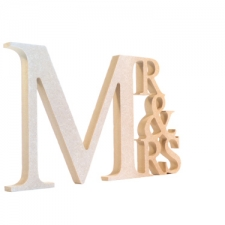Tumbling MR & MRS (18mm)