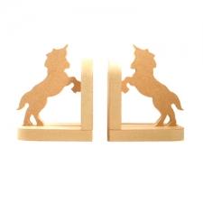 Unicorn Bookends (18mm)