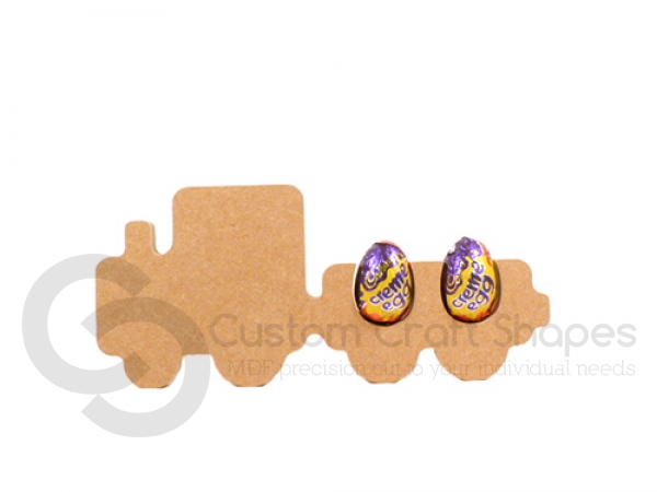 Train Creme Egg Holder (18mm)