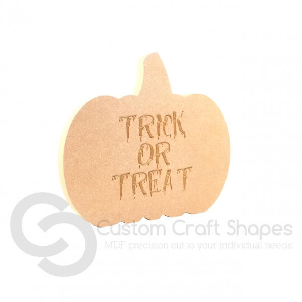 Trick or Treat Pumpkin (18mm)