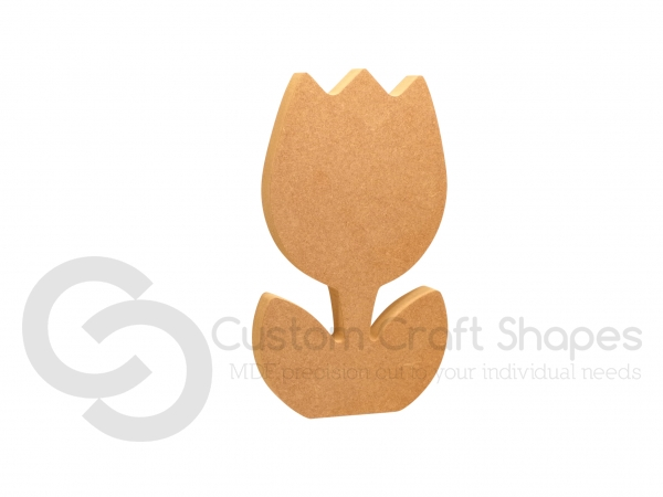 Tulip Flower Shape (18mm)