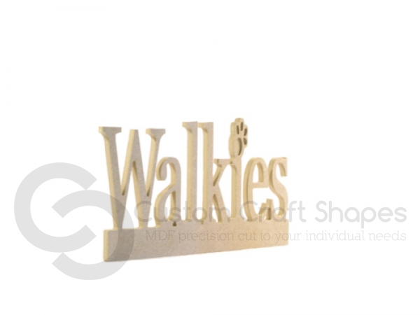 Walkies Lead Hanger (9mm)