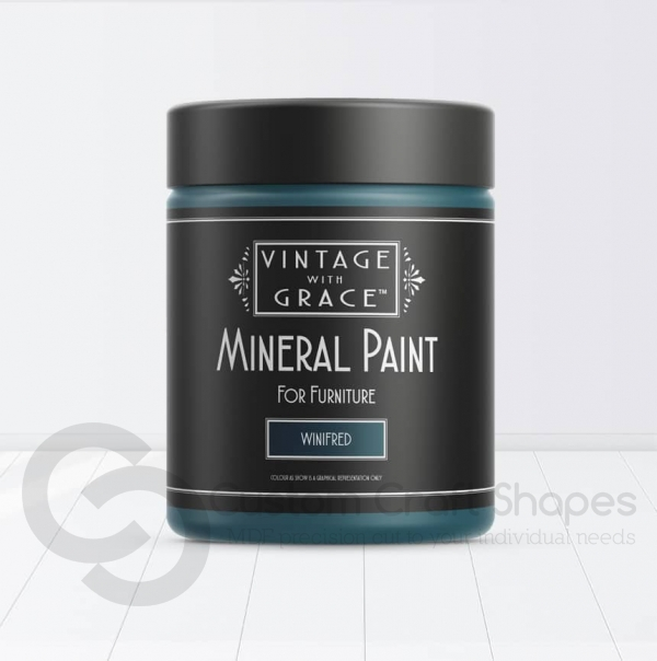 Winifred, Mineral Chalk Paint, Vintage with Grace