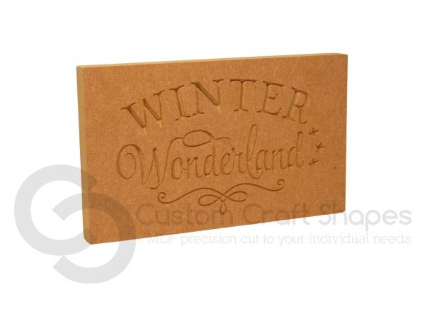 Winter Wonderland (18mm)