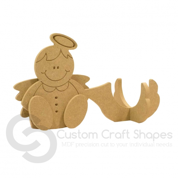 Wonky Angel Chocolate Orange Holder (6mm)