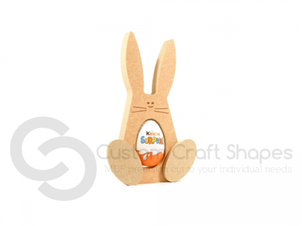 Wonky Bunny Kinder Egg Holder (18mm)