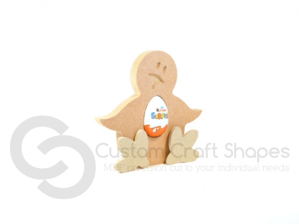 Wonky Chick Kinder Egg Holder (18mm)
