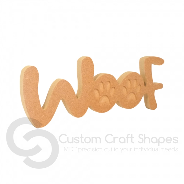 Woof, Freestanding (18mm)